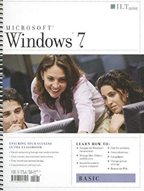 Microsoft Windows 7: Basic 9781426018091