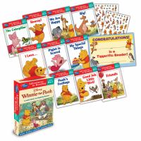 Winnie the Pooh: Reading Adventures Winnie the Pooh Level Pre-1 Boxed Set 9781423161042