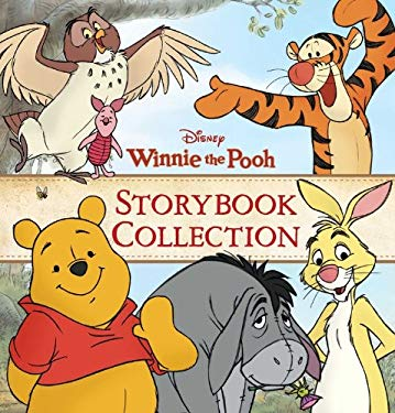 Winnie the Pooh Storybook Collection 9781423165408