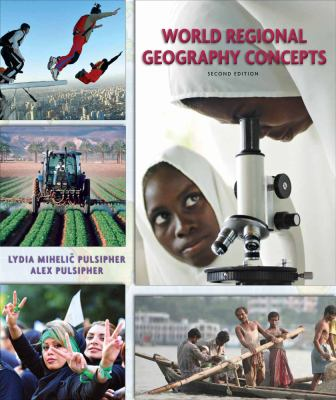World Regional Geography Concepts 9781429253666
