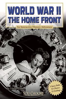 World War II on the Home Front 9781429660198