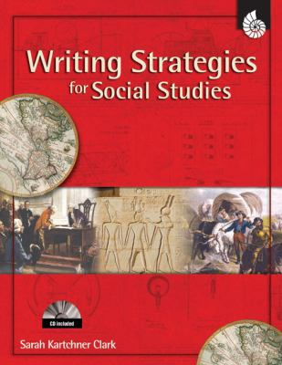 Writing Strategies for Social Studies [With CDROM] 9781425800581