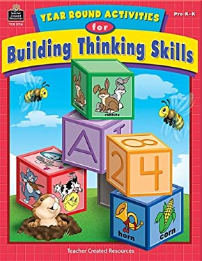 Year Round Activities for Building Thinking Skills 9781420631166