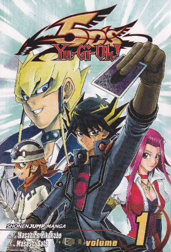 Yu-Gi-Oh! 5D's, Volume 1 [With Trading Card] 9781421539638