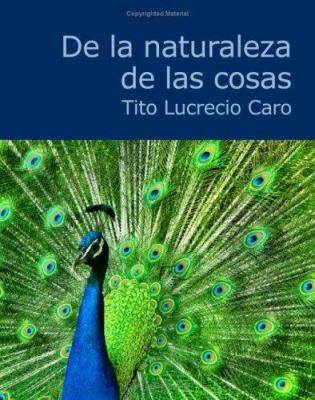 de La Naturaleza de La Cosas 9781426488399