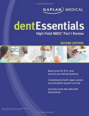 dentEssentials: High-Yield NBDE Part I Review 9781427797155
