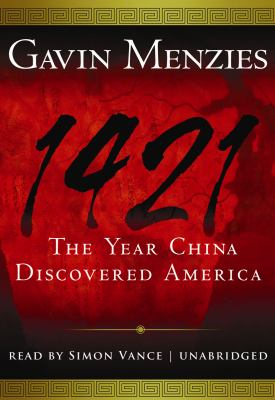 1421: The Year China Discovered America 9781433255120