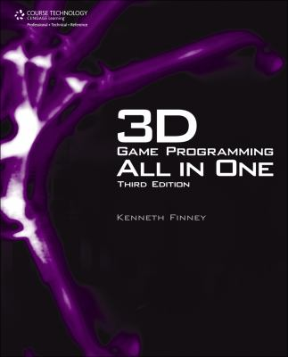 3D Game Programming All in One, Third Edition 9781435457447