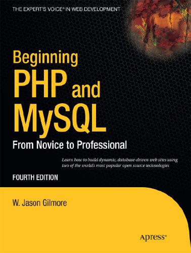 Beginning PHP and MySQL: From Novice to Professional 9781430231141