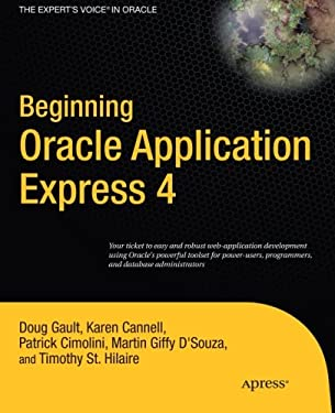 Beginning Oracle Application Express 4 9781430231479