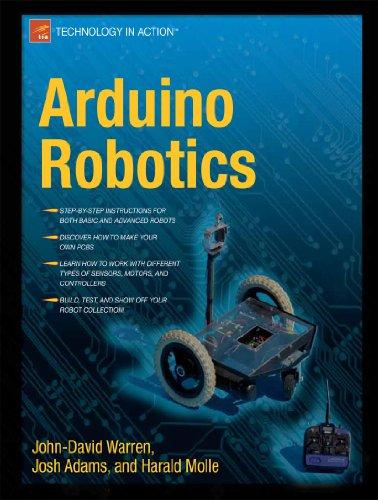 Arduino Robotics 9781430231837