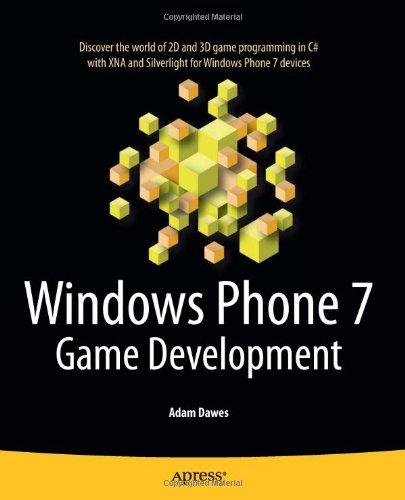 Windows Phone 7 Game Development 9781430233060