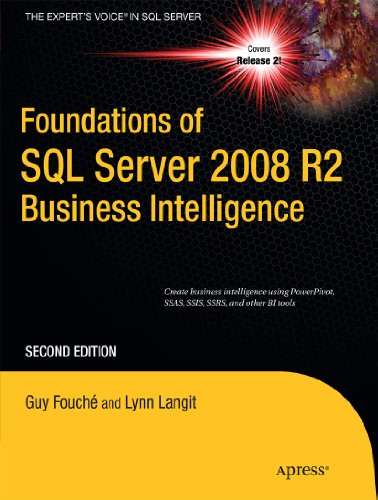 Foundations of SQL Server 2008 R2 Business Intelligence 9781430233244