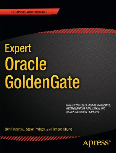 Expert Oracle GoldenGate 9781430235668