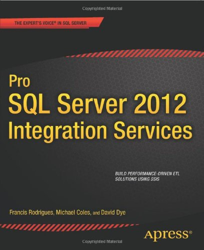 Pro SQL Server 2012 Integration Services 9781430236924