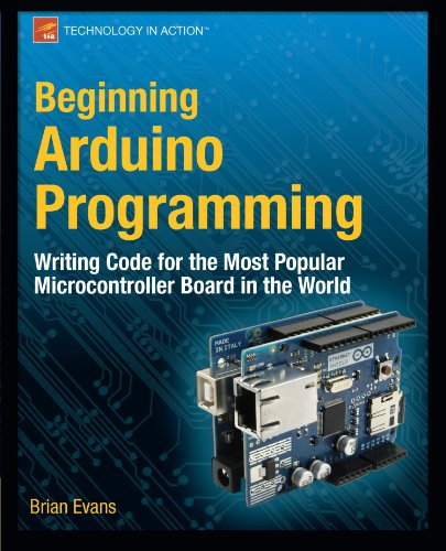 Beginning Arduino Programming 9781430237778
