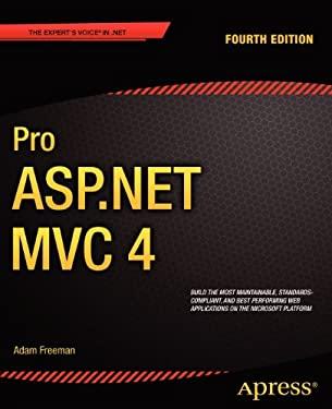 Pro ASP.Net MVC 4 9781430242369