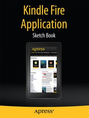 Kindle Fire Application Sketch Book 9781430242420