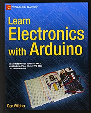 Learn Electronics with Arduino 9781430242666