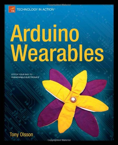 Arduino Wearables 9781430243595