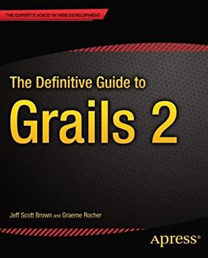 Definitive GT Grails 2 9781430243779