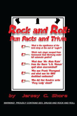 Rock and Roll: Fun Facts and Trivia 9781432777517