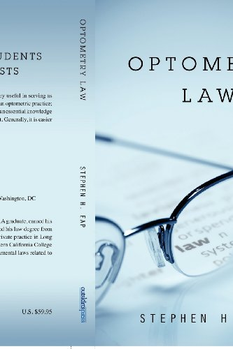 Optometry Law 9781432791544