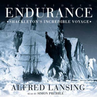 Endurance: Shackleton's Incredible Voyage 9781433208188
