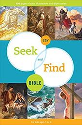 Seek and Find Bible-ESV - Crossway Bibles