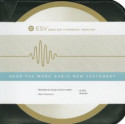 Hear the Word New Testament-ESV 9781433522949