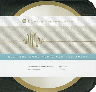 Hear the Word Audio New Testament-ESV 9781433522956