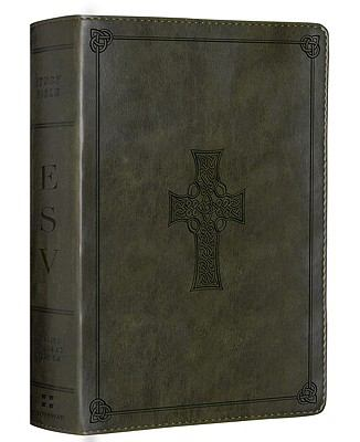 Study Bible-ESV-Personal Size Celtic Cross Design 9781433524707