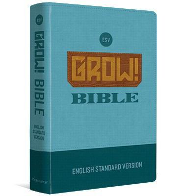 Grow! Bible-ESV 9781433528767