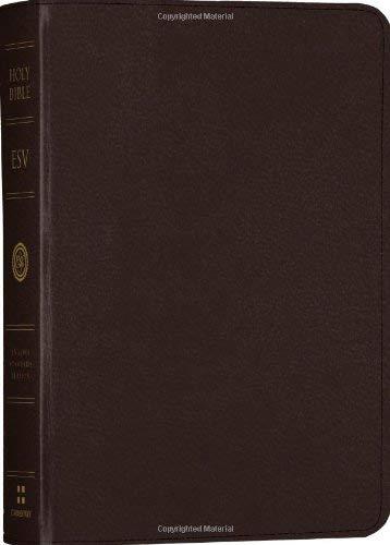 Large Print Compact Bible-ESV 9781433531934
