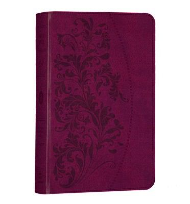 Large Print Compact Bible-ESV-Bloom 9781433531965