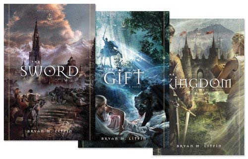 Chiveis Trilogy 3 Volume Set: The Sword/The Gift/The Kingdom