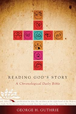 Reading God's Story-HCSB: A Chronological Reading Bible 9781433601118