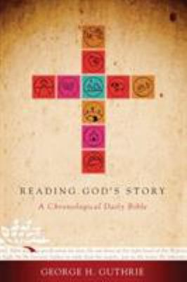 Reading God's Story-HCSB: A Chronological Reading Bible 9781433601125