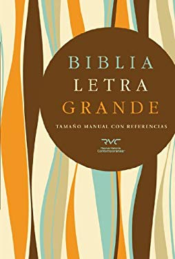 Hand Size Giant Print Bible-Rvc 9781433602603