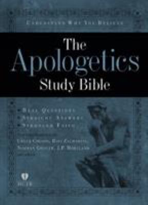Apologetics Study Bible-HCSB 9781433602856