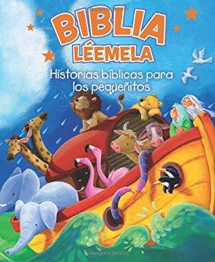 Biblia Leemela: Historias Biblicas Para Los Pequenitos 9781433603624