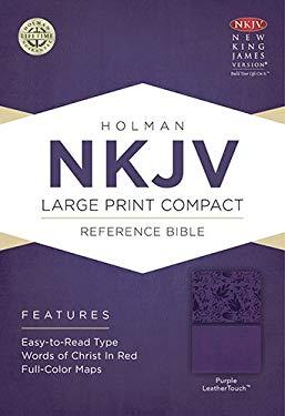 Large Print Compact Reference Bible-NKJV 9781433604720