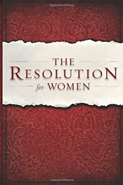 The Resolution for Women 9781433674013
