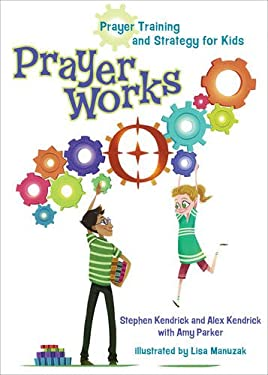 PrayerWorks: Prayer Strategy and Training for Kids