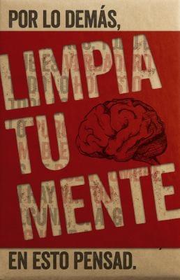 Limpia tu mente (Spanish Edition)