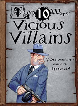 Top 10 Worst Vicious Villains You Wouldn't Want to Know! 9781433966989