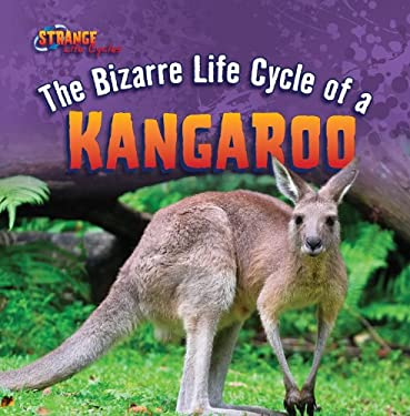 The Bizarre Life Cycle of a Kangaroo (Strange Life Cycles) 9781433970474