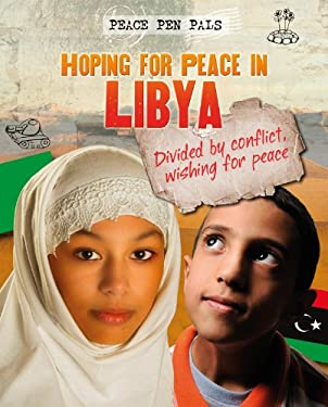 Hoping for Peace in Libya (Peace Pen Pals) 9781433977350
