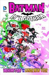 Valentine's Day and the Lunar New Year (Batman: Li'l Gotham) 23691814