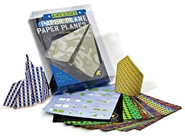Awesome Paper Planes [With Cheat Sheet and Paper] 9781435122529